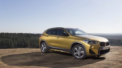 Test BMW X2 sDrive18 M Sport X