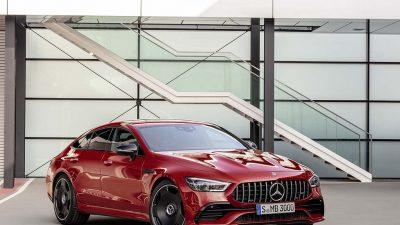 Yeni Mercedes-AMG GT 4-Kapılı Coupé Türkiye'de