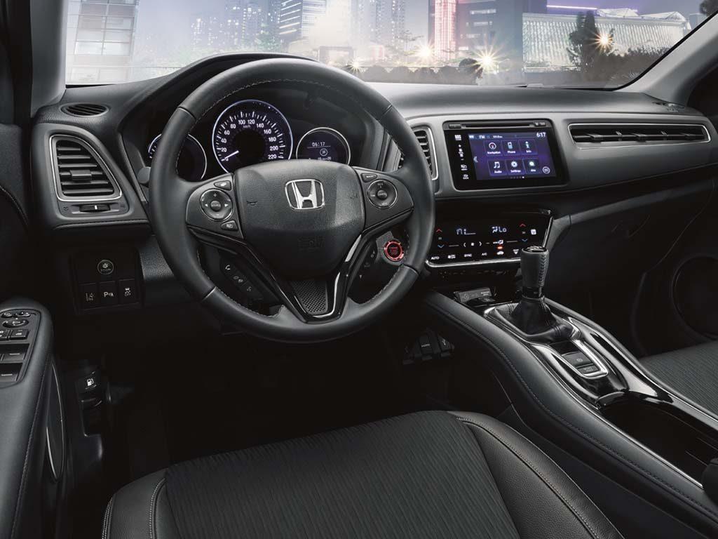 Yenilen Honda HR-V Türkiye'de
