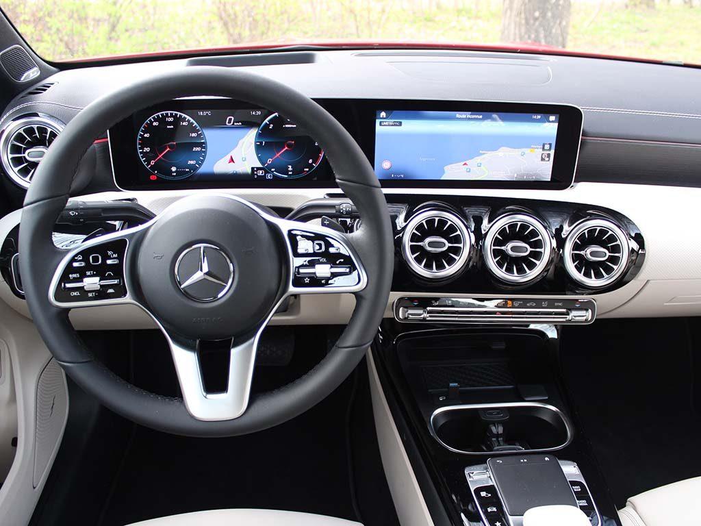 Yeni 2019 Mercedes-Benz CLA Türkiye'de
