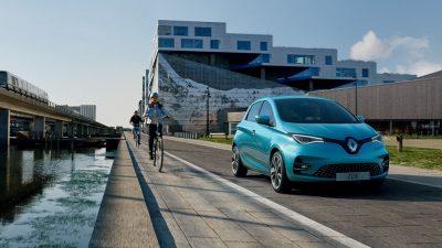 Yeni 2020 Renault Zoe ortaya çıktı