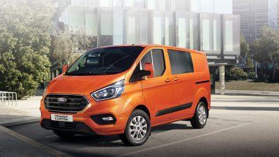 Yeni Ford Transit ve Custom ailesi yenilendi