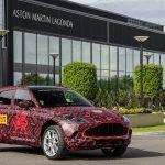 2020 Aston Martin DBX'e yeni sürüş modu
