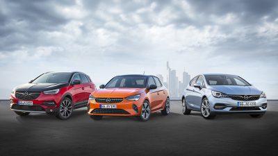 Opel Frankfurt'a damga vurdu