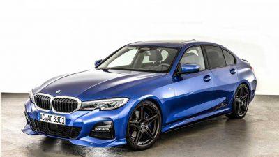 AC Schnitzer yorumuyla yeni G20 BMW Serisi