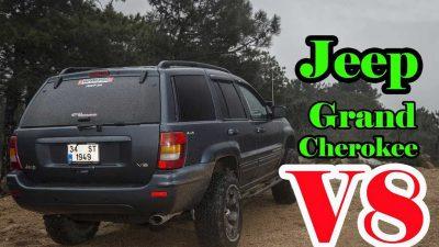 V8'in Çığlıklarını Duydum! | Jeep Grand Cherokee