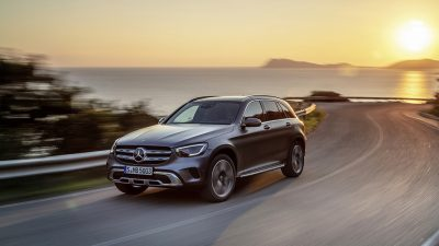 Yeni Mercedes-Benz GLC Türkiye'de