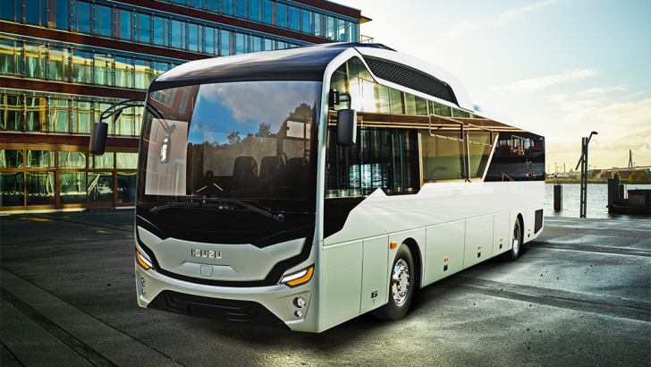 Anadolu Isuzu Busworld Brüksel'de 3 yeni aracını tanıtacak