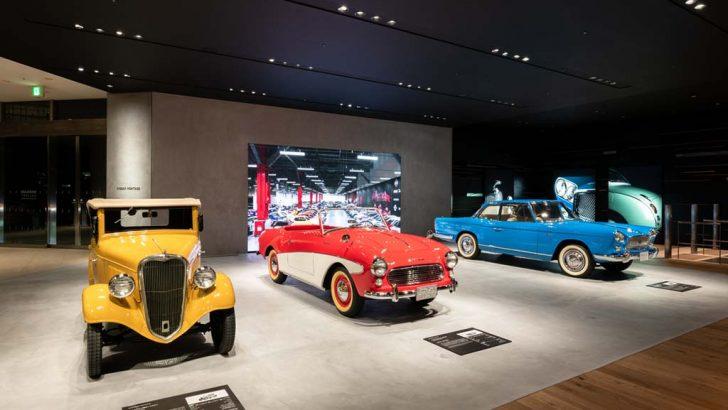 Nissan efsane modellerini tüketicilerle buluşturdu