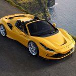 Ferrari F8 Spider'ı tanıttı!