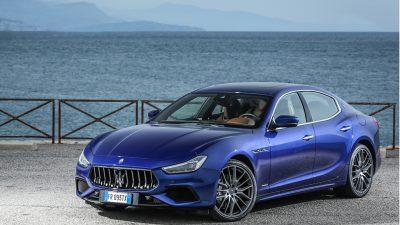 100 Bininci Maserati Ghibli üretildi!