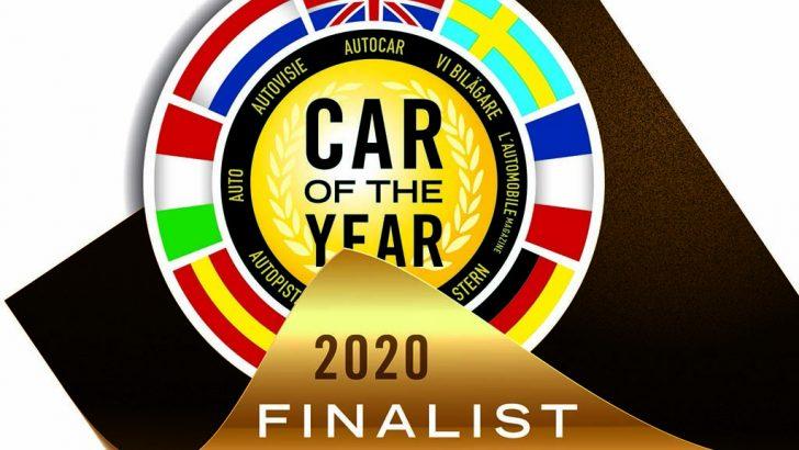 2020 Car Of The Year ödülü finalistleri belli oldu