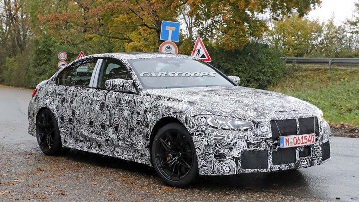 Yeni BMW M3'te beklenen kombinasyon