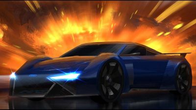 Audi RSQ E-Tron karşınızda
