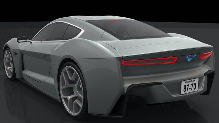 Elektrikli Mustang üretilebilir