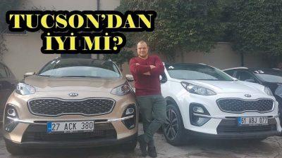 Hyundai Tucson'dan iyi mi? | Yeni 2019 Kia Sportage Dizel Otomatik 2019