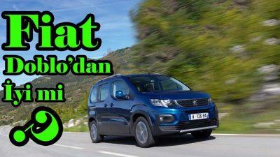 Ticaretin kralı mı? | Yeni 2019 Peugeot Rifter – 2019