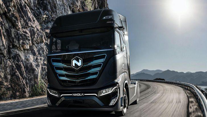 Elektrikli kamyon pazarında yeni isim Nikola Tre