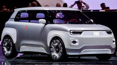 Fiat Concept Centoventi, CES 2020'de Sergilendi!