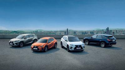 Lexus Avrupa'da ve Türkiye'de yükselişine devam ediyor