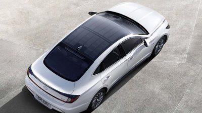 Hyundai Sonata Hibrit karınızda