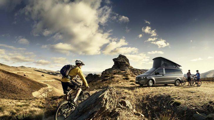 Mercedes Benz Vito Marco Polo 2020 kamp sezonu için hazır