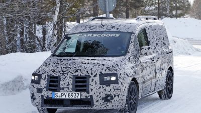 Mercedes Benz Citan yenileniyor