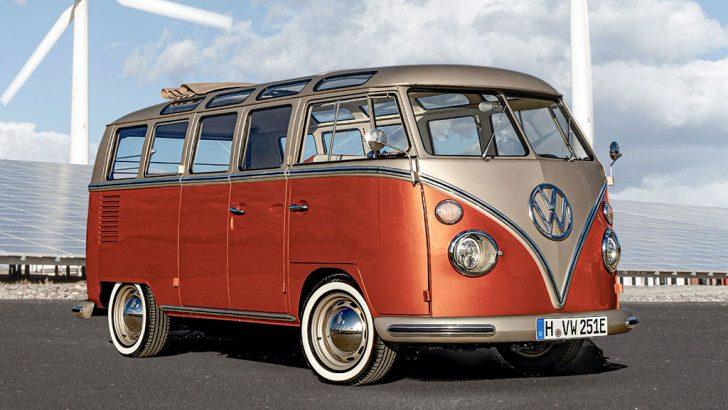 Volkswagen T1 elektrikli versiyona çevirmenin maliyeti