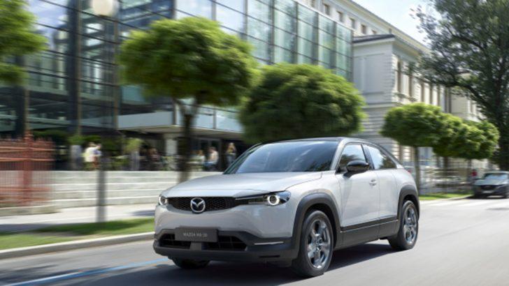 Yeni Mazda CX-30 ve MX-30 2020 Red Dot tasarım ödülü kazandılar