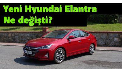 Daha mı iyi?   Yeni 2019 Hyundai Elantra