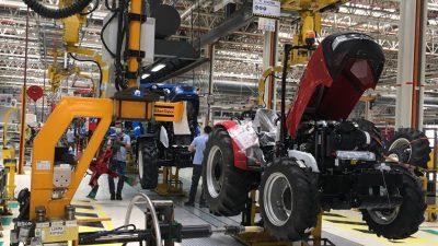 TürkTraktör, Dünya Çiftçiler Günü'nü canlı yayınlanan fabrika gezisi ile kutladı