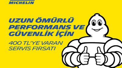 Michelin yaz kampanyasında son 30 gün
