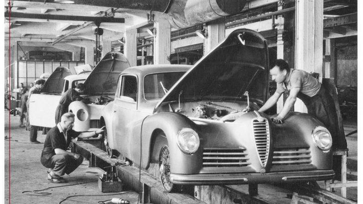 Alfa Romeo 6C 2500: Zarafet, Performans ve Prestijin Öncüsü