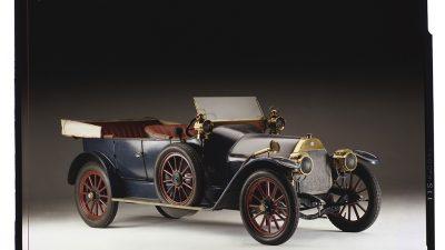 Alfa Romeo efsanesi 24 HP modeliyle başladı