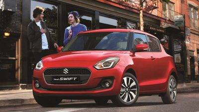 Suzuki'den şimdi al, Eylül'de ödemeye başla kampanyası!