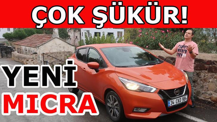 Neden Bu Kadar Geç Kaldın? | Yeni 2019 Nissan Micra Testi | Yeni Micra'nın Türkiye Fiyatı Ne Kadar?