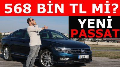 2020 Yeni vw Passat R-Line 2.0 TDI DSG 4 Motion Elegance inceleme | Peugeot 508'den iyi mi?