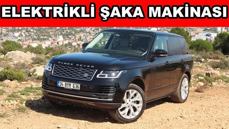 Bu nasıl ekonomi? | Range Rover Vogue Hibrit