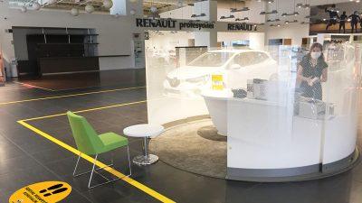 Renault ve Dacia yetkili satıcıları Covid-19 önlemleri ile normalleşmeye hazır
