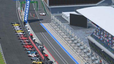 Michelin, Le Mans 24 Saat Sanal Yarışları'nın resmi sponsoru oldu