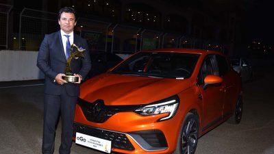 Türkiye'de 2020 yılının otomobili Renault Clio oldu