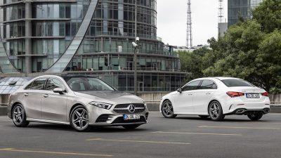 Mercedes-Benz'e 2 ödül birden