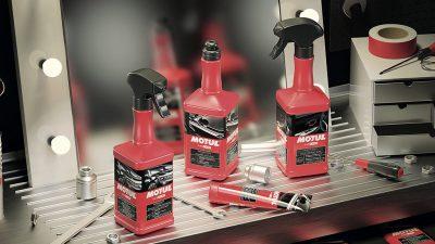 Motul, ürün yelpazesini Car Care oto bakım ve temizlik serisi ile genişletiyor.