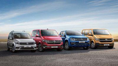 Volkswagen Ticari Araç'tan kaçırılmayacak vdf AutoCredit fırsatı