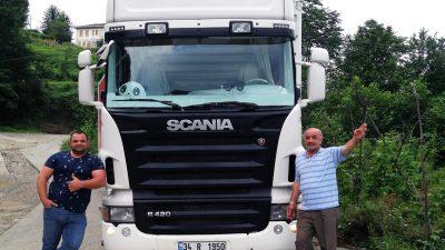Scania, motor kapağı açılmadan 2 Milyon kilometre yaptı