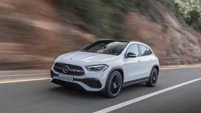 Yeni Mercedes-Benz GLA Türkiye'de