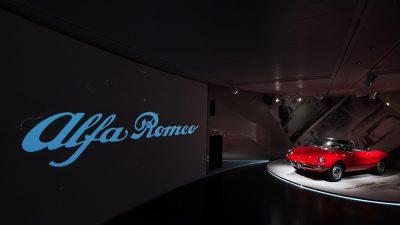 Alfa Romeo Müzesi yeniden ziyaretçilerini ağırlıyor