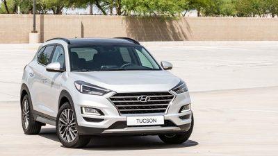 Hyundai Tucson'a yeni donanım