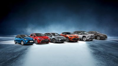 Toyota'dan Avrupa'da hibrit rekoru