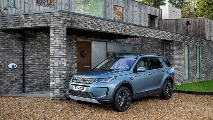 Yeni Discovery Sport 1.5 litrelik Plug-In Hybrid motoruyla daha güçlü, daha verimli